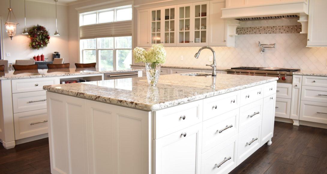 Traditional kitchen remodel Mechanicsburg, PA