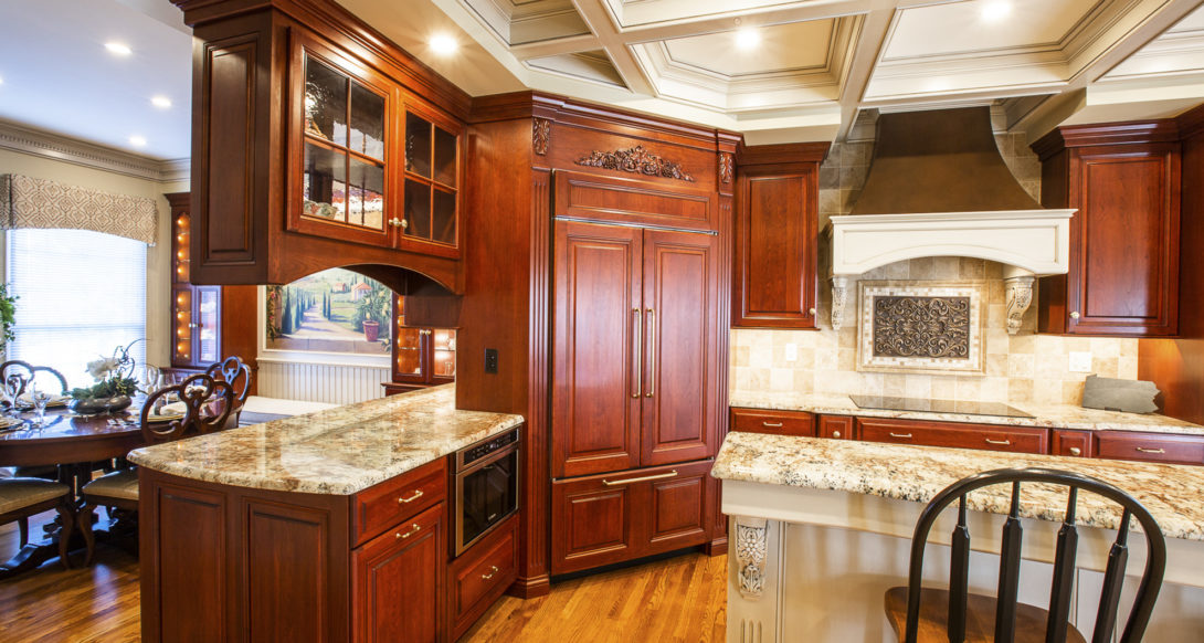 RM Kitchens Traditional Kitchen Cabinet Remodel